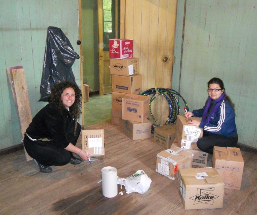 Día del Patrimonio 2012 en Empalme Olmos (4/6)