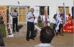 Ministro de Transporte y Obras Sr. EnriquePintado